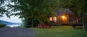 Cottage Rentals Right on the Water - Otonabee River/Rice Lake