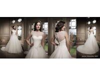 Stunning Justin Alexander Dress - Style 8685 UK size 8-10