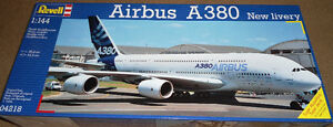 Revell Germany 1/144 AIRBUS A380 First Flight
