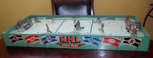 Metal Table Hockey Game & Players Wanted Top Cash Paid