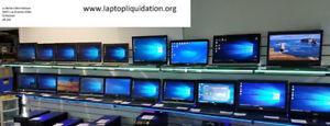 10 Laptop i5 i7 15'' à partir de 199$, avec SSD 249$