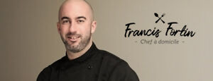 Francis Fortin - Chef au chalet