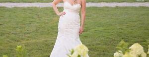 Used Stella York Wedding Dress