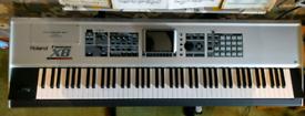 Roland Fantom X8 88 key weighted Digital Piano, Synth & Workstation