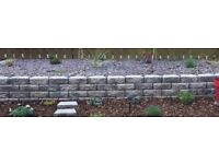 Aspen Walling Blocks & Caps
