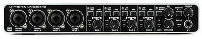 Behringer U-Phoria UMC404HD USB Audio Interface