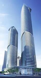 Downtown, ICE Condos, 3 Bedroom + Study Condo for Rent