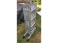 4m folding ladders