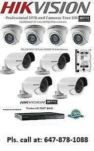 # # # Low prices and professional installation #  #  #  #  #   We provide your cameras and install it # # # #