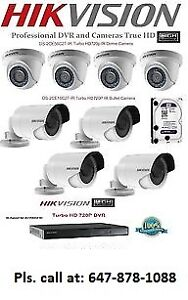 SECURITY CAMERAS - LOW PRICES / PROFESSIONAL SERVICE