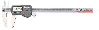 Starrett 798b-8200 Digital Caliper Stainless Steel Battery Powered 0-8 Range