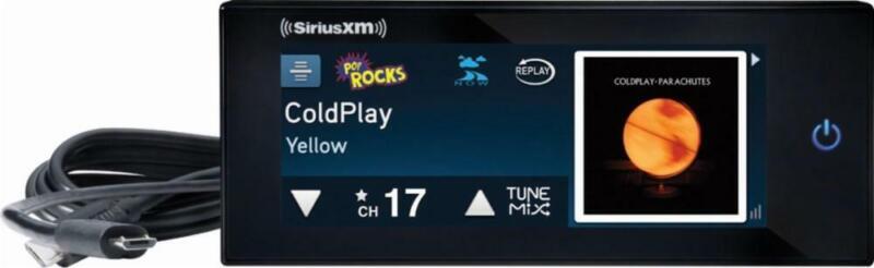 SiriusXM - Commander Touch Satellite Radio Receiver
