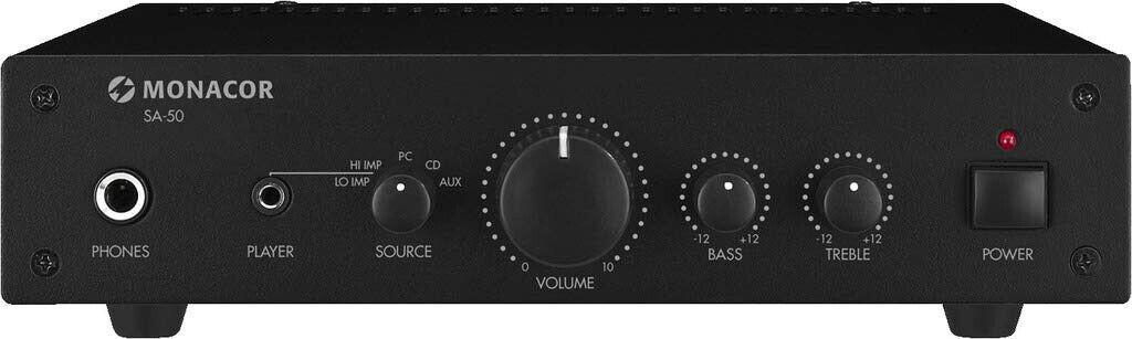 IMG Stageline SA-50 Compact Universal Stereo Amplifier   in Milton Keynes,  Buckinghamshire   Gumtree