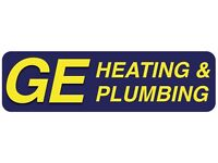 GE HEATING & PLUMBING all aspects of plumbing and heating carried out boiler installation/breakdown