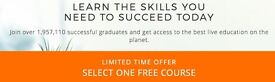 FREE ONLINE TRAINING COURSE WORTH £395 ACCREDITED DIPLOMA RECOGNISED QUALIFICATION TO ADD TO YOUR CV