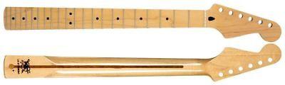 NEW Mighty Mite Fender Lic Stratocaster Strat NECK Vintage Tint Maple -