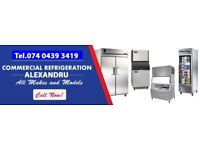 Commercial Domestic Refrigeration - Maintenance and Breakdowns