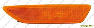 Side Marker Lamp Driver Side Sl Model High Quality Mercedes S-Class 2009-2012