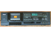 TEAC V-340C CASSETTE RECORDER DECK with DOLBY