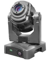 location / rental - 60W LED Moving Head $60 A day