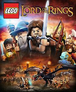 MINT Lego Bulk LOTR & Lego Hobbit Minifigures