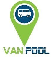 VANPOOL FROM LONDON TO OAKVILLE  DAILY