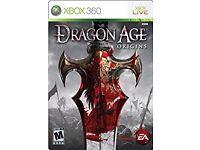 Dragon Age Origins Collector's Edition + Awakening Expansion - Xbox 360