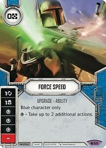 Board Game - Star Wars Destiny: Force Speed