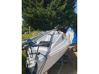 Cruiser Day Sailing Boat- Ricochet Micro 19 foot