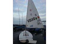 laser dinghy boat for sale 152795