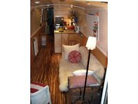Lovely BOAT for RENT in London, Canary Wharf, Zone 2