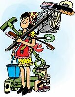 Need a housekeeper in the Plaster Rock and Perth area??