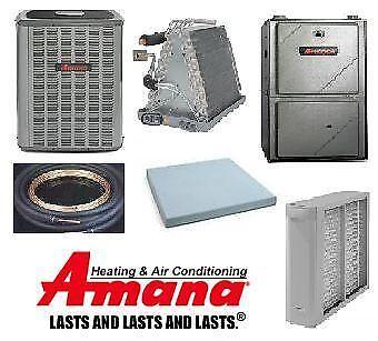 Amana 16 Seer Heating Cooling Amp Air Ebay