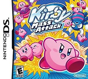 Looking For Kirby Mass Attack