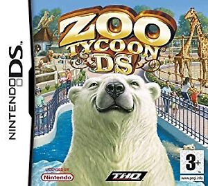 Looking for Zoo Tycoon DS Games