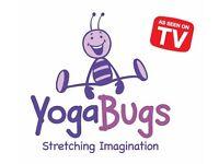 Children's Yoga Teacher - Ipswich & Colchester areas