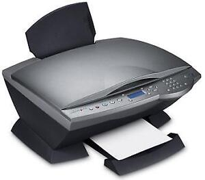 lexmark 6150 all in one printer