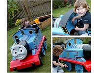 Thomas The Tank Engine Metal Pedal Car