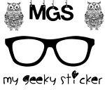MyGeekySticker