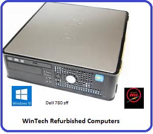 Dell Optiplex 780 sff D/Core 8GB Memory Desktop Milsons Point North Sydney Area Preview