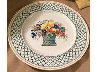 Villeroy & Boch 1748 Service Plate