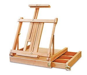Sketch Box Table Easel as New - Art and Painting