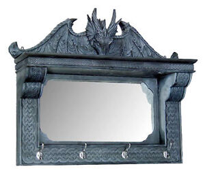 Collectible Dragon Mirror
