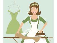 Ironing Lady!!!