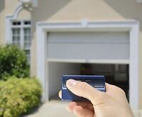 Garage Doors Opener Installation &Repairs