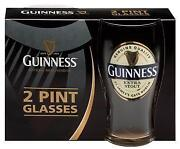 Guiness Glass