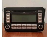 VW Six CD/MP3 changer