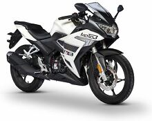 2015 Braaap MOTO3 250cc LAMS Approved Motorcycle Brendale Pine Rivers Area Preview