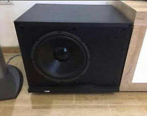 speaker subwoofer B&W Bowers & Wilkins Bose