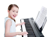PIANO, ACCORDION, KEYBOARD - YOUR FIRST LESSON IS FREE!